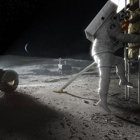 artemis projet lune