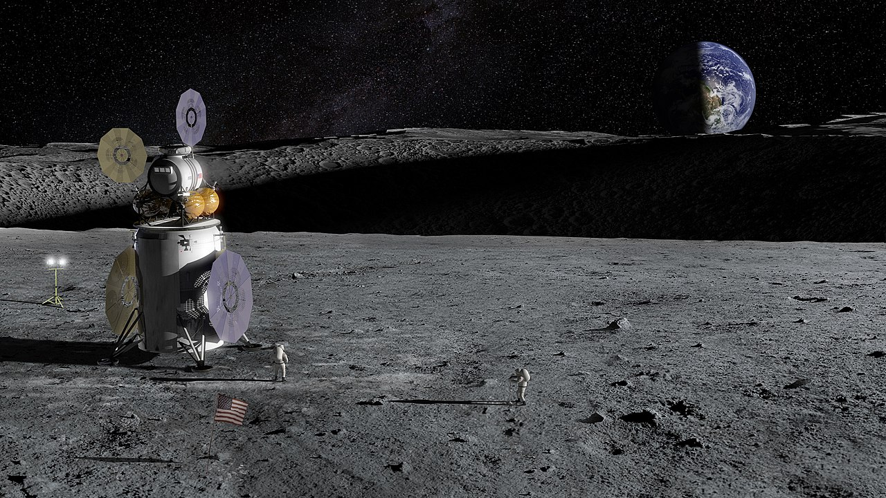 nasa lune