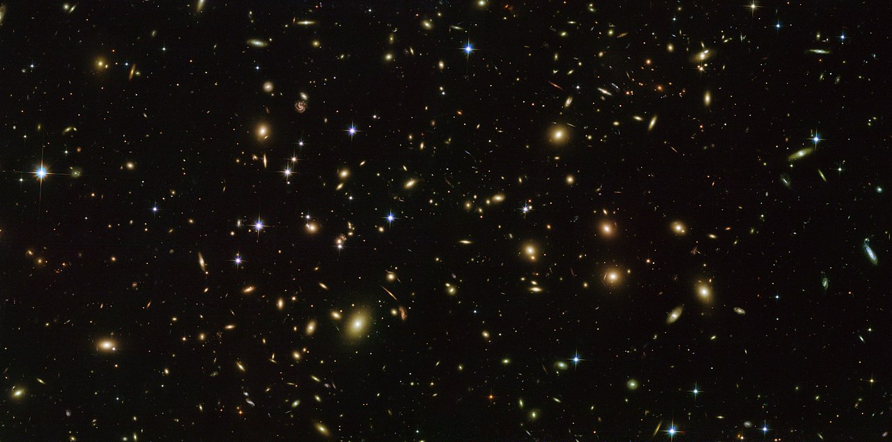 Découverte du plus grand amas de galaxies connu dans l'univers primitif - SciencePost
