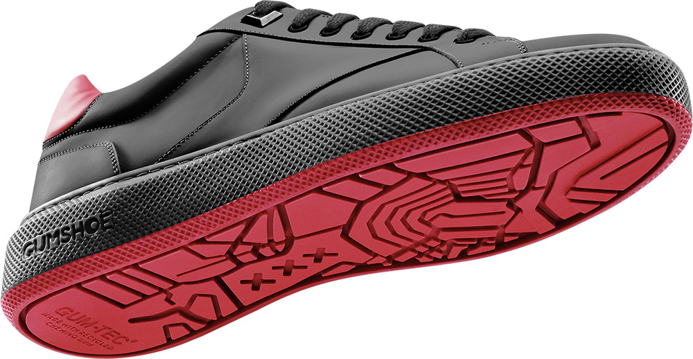 gumshoe chewing-gum chaussure 3