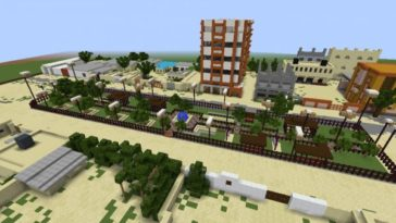 jardin Minecraft