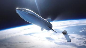 spacex starship orbital