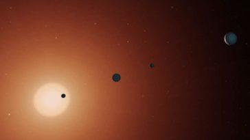 nasa planètes