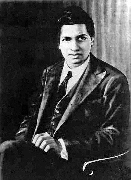 Srinivasa Ramanujan mathématicien