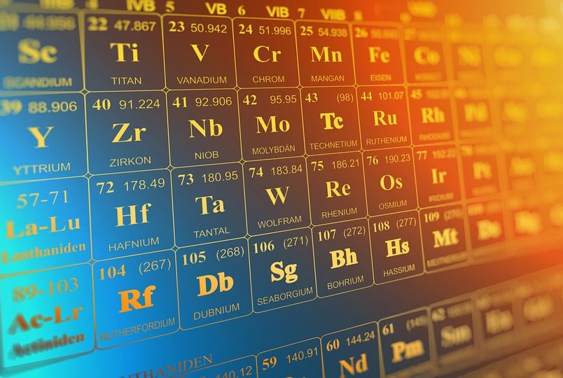 Ils parviennent à étudier l'einsteinium, l'élément N°99 du tableau périodique - SciencePost