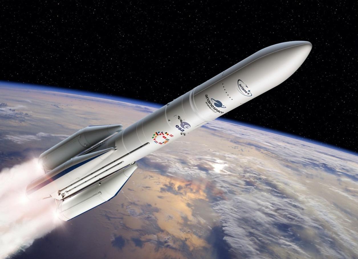 Ariane 6 Espacex