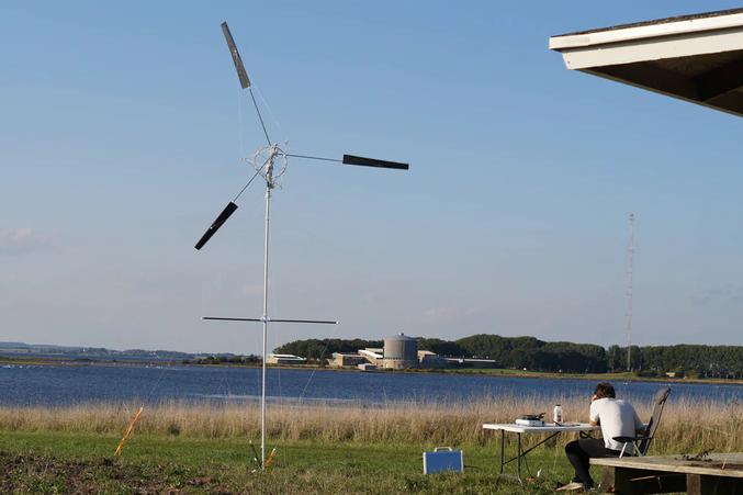 portable wind turbine