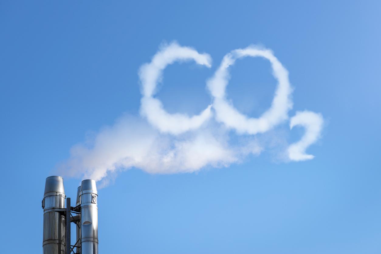 Une hausse de 4,8% d'émissions de CO2 liées à l'énergie est prévue pour 2021