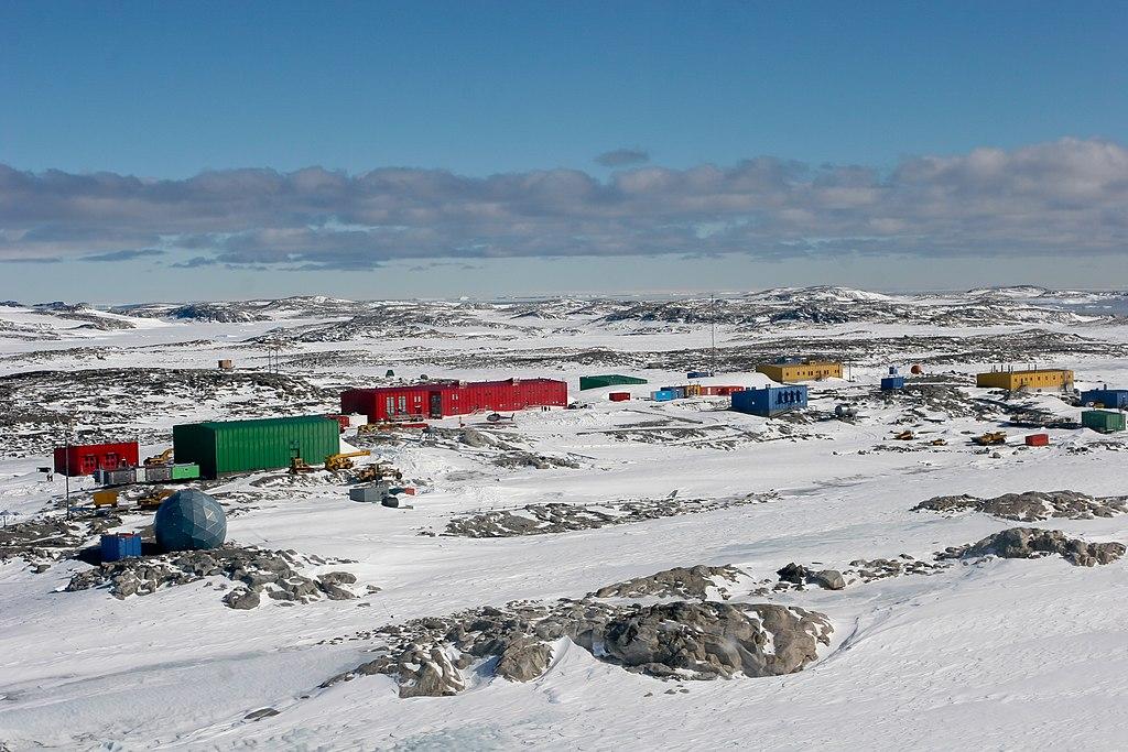 Et si l'Antarctique était relié à Internet par un câble sous-marin ?