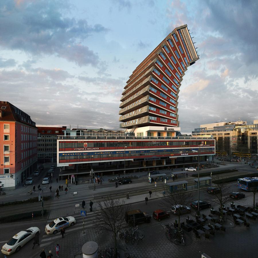 Hotel NH Collection München Bavaria