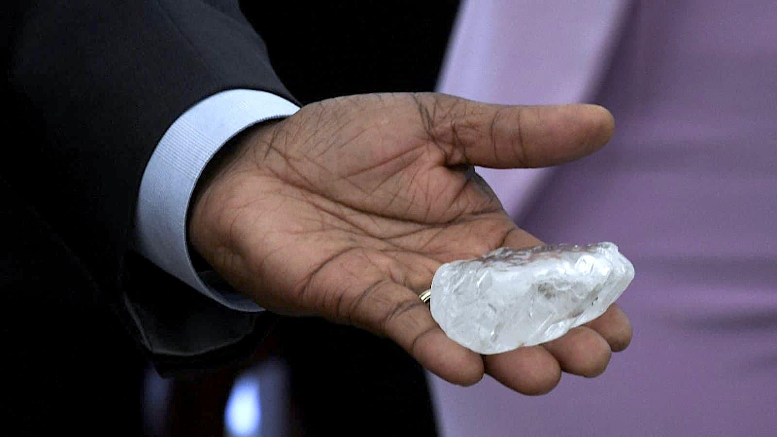 diamant botswana