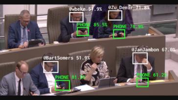 IA parlement smartphone