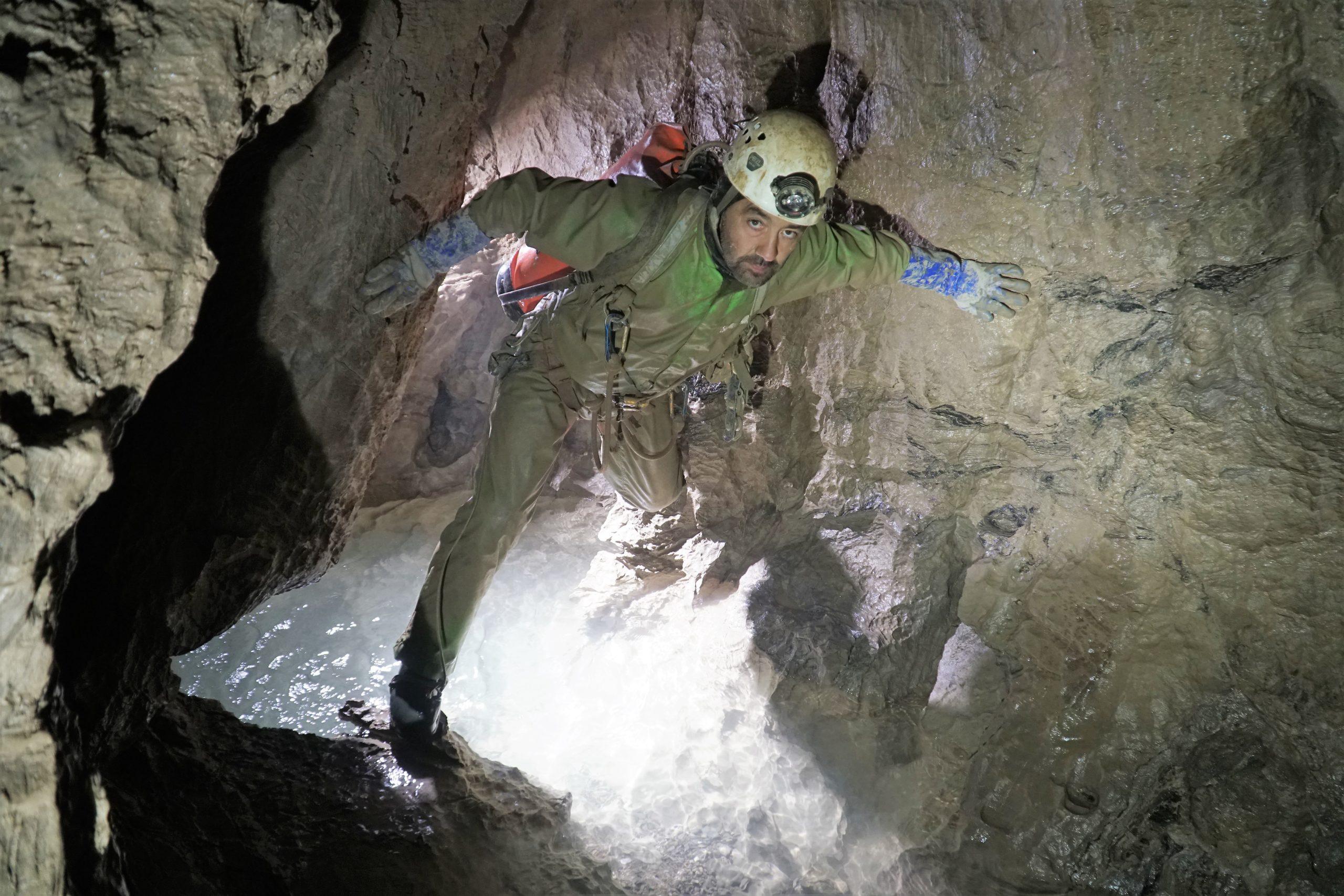 Grotte de Veryovkina