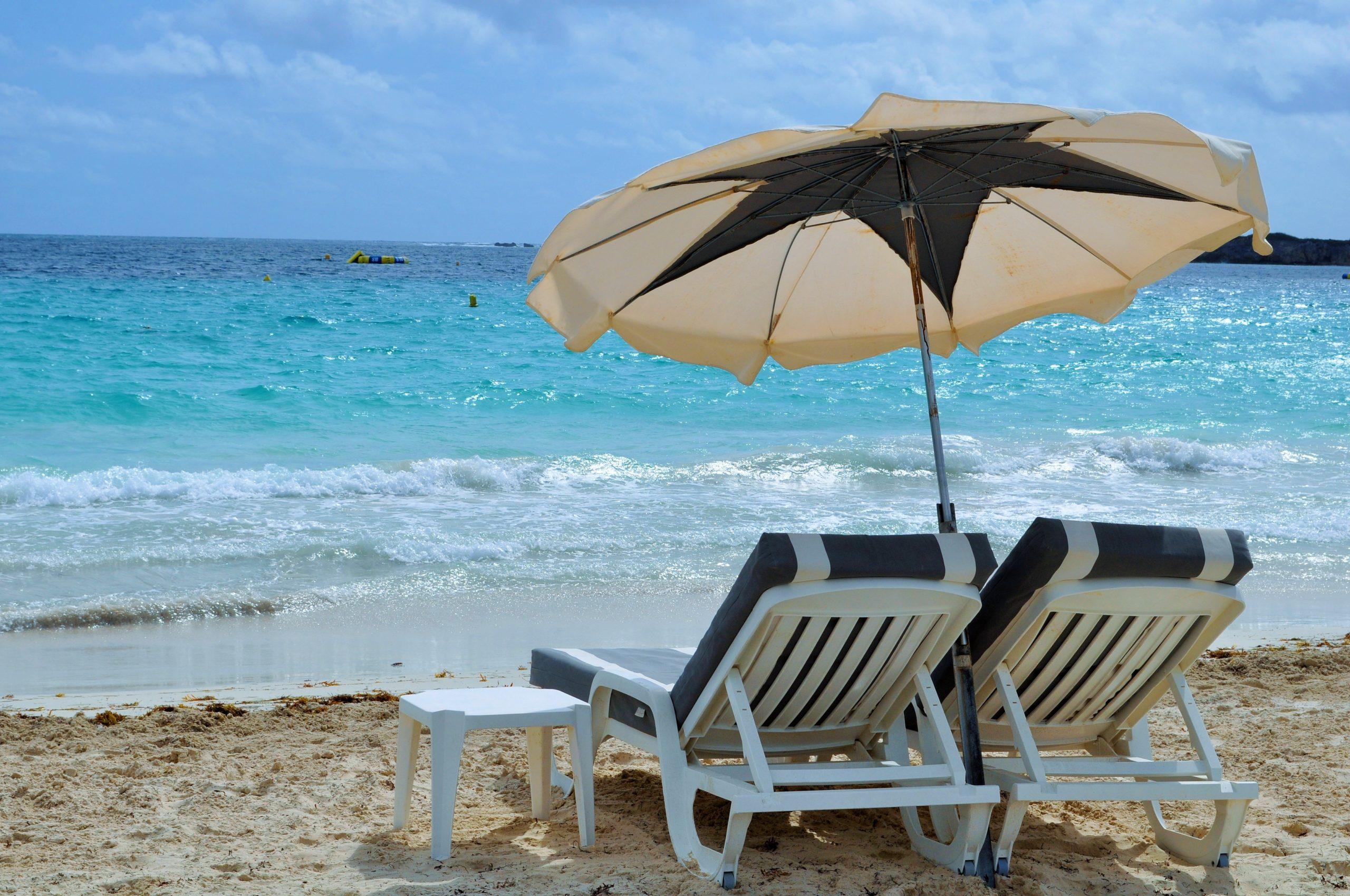 plage parasol 2