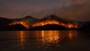 sibérie feux incendies