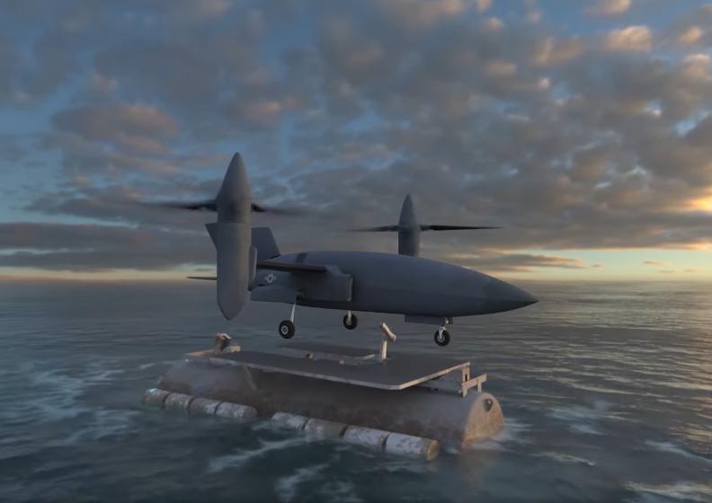 avion hybride Bell